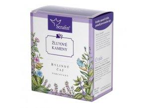Žlučové kameny bylinný čaj sypaný