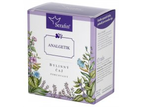 Analgetik bylinný čaj porcovaný
