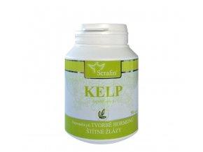 Serafin Kelp přírodní kapsle 90 ks