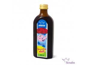 Serafin Imunita pro děti čajový koncentrát 250 ml