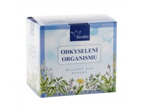 Serafin - odkyselení organismu - čaj, 2x50g