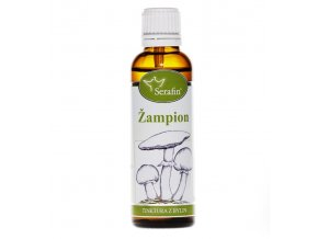 Žampion tinktura Serafin 50ml