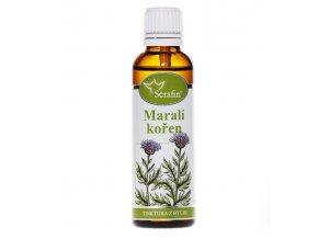 Serafin tinktura z bylin Maralí kořen 50 ml