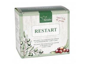 Čaj Restart + kapsle camu camu
