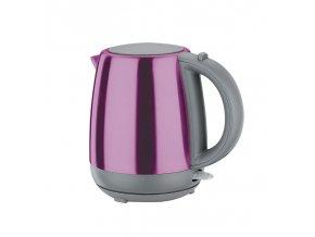 Minica - varná konvice fialová