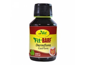 cdvet fit barf strevni flora 100 ml original