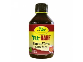 cdvet fit barf strevni flora 250 ml original