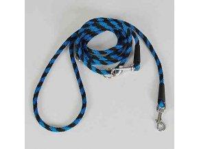 Přepínací vodítko lanové modré 162 cm / 7 mm