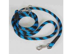39156 prepinaci voditko lanove modre 162 cm 15 mm