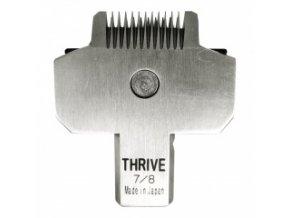 Stříhací hlava THRIVE 5500. Výška 1,3 mm
