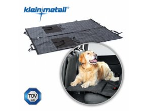 deka pro psa do auta premostovaci bridge original