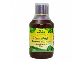 cdvet hustavet bronchial vital 250 ml original