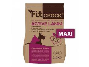 lisovane granule fit crock active jehneci maxi 2 kg original