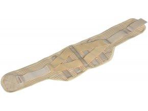 Bederní pás s výztužemi pro šikmé břišní svaly - SJH 618A XL