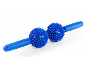 Masážní váleček s míčky  - SJH 220