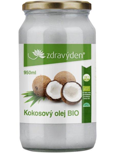 Kokosový olej BIO 950ml