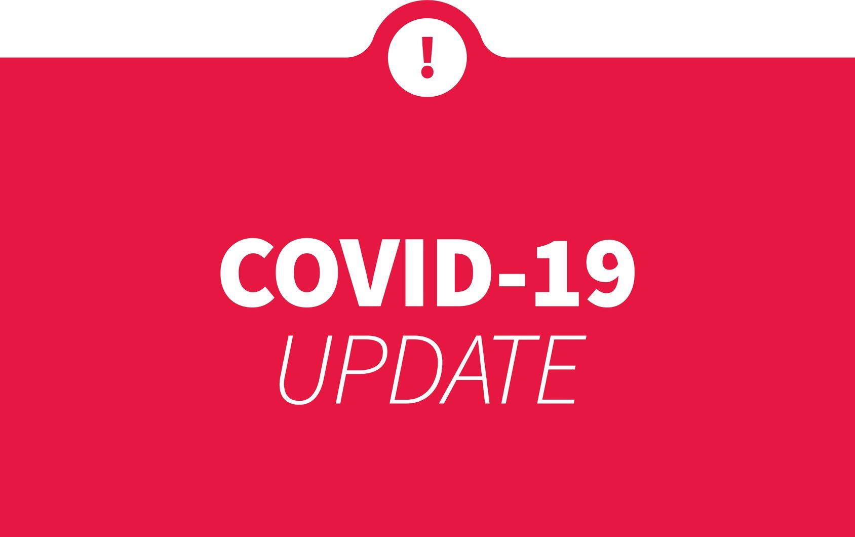 Opatrenia spojené s vírusom COVID-19