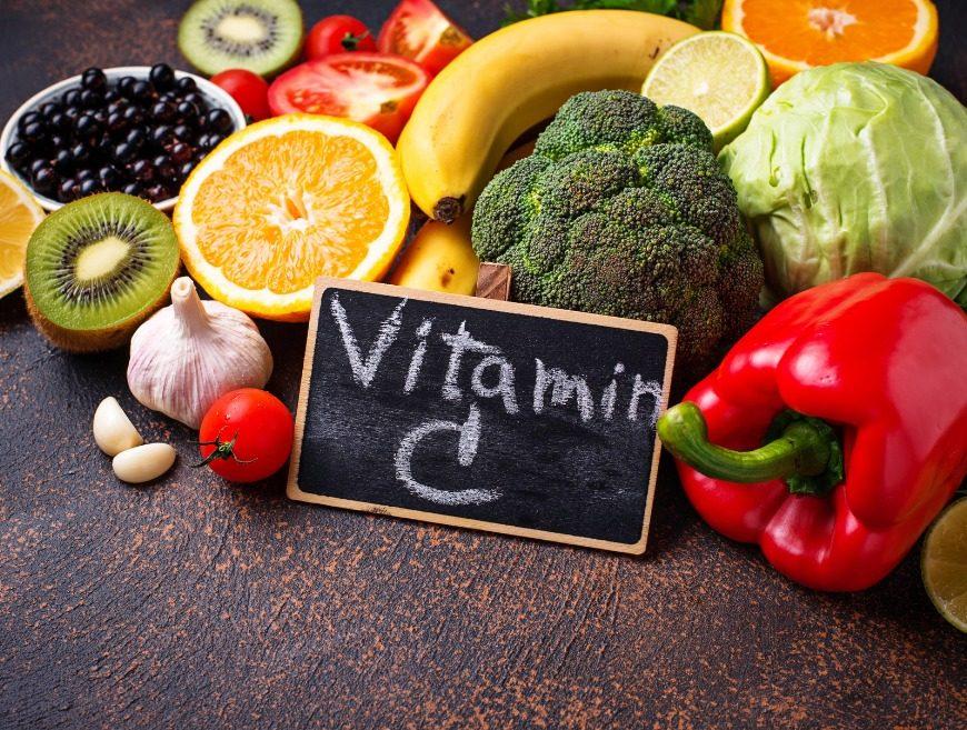 Vitamín C: Kľúč ku zdraviu