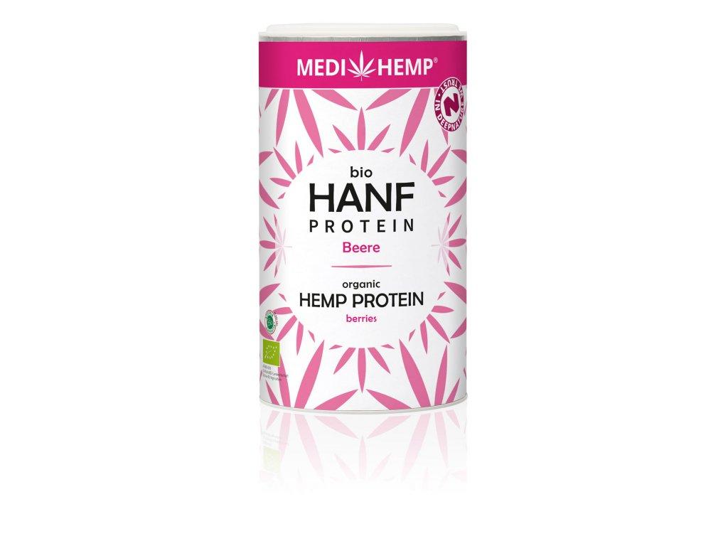 Hanfprotein beere 180g 1500