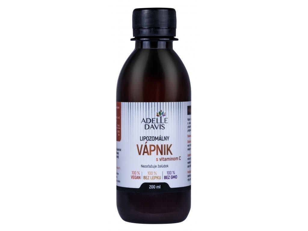lipozomalny vapnik s vitaminom c 200ml