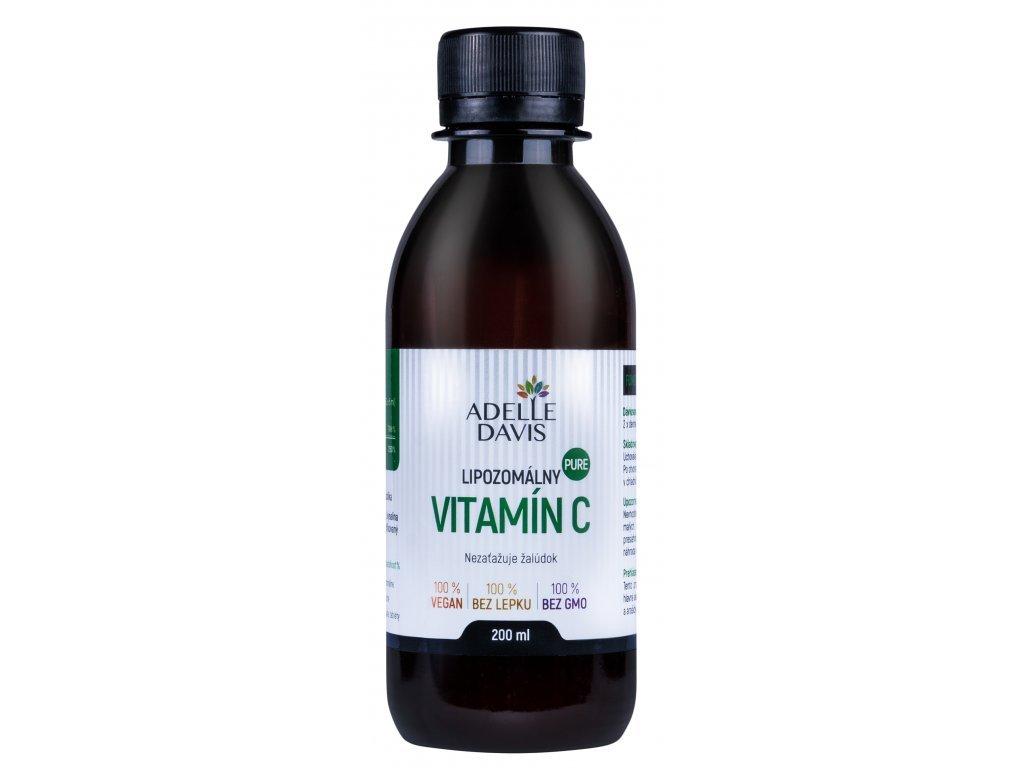 lipozomalny vitamin c pure 200 ml