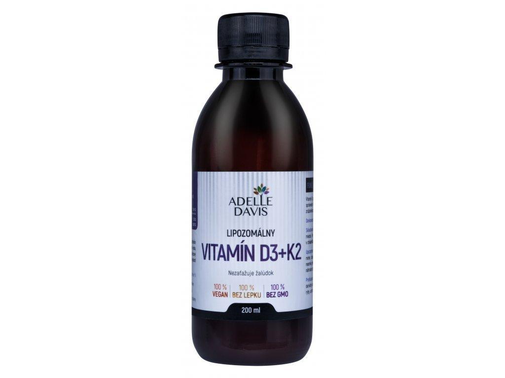 lipozomalny vitamin d3 k2 200 ml