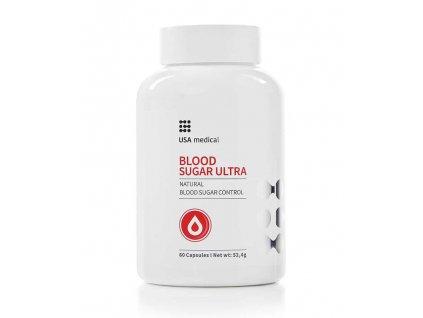 USA medical BLOOD SUGAR ULTRA 60ks