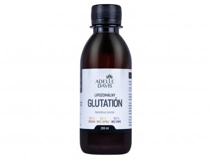 lipozomalny glutation 200 ml