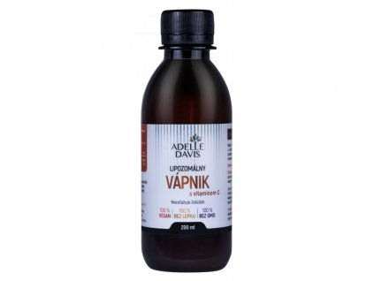 lipozomalny vapnik s vitaminom c 200ml