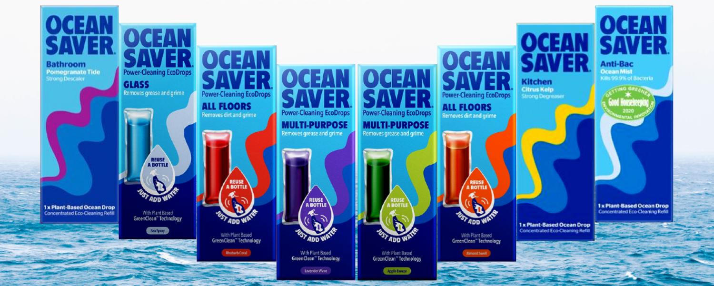 Použitie OceanSaver®