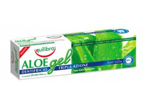 zubna pasta aloe gel triple action s trojitym ucinkom s 30 obsahom stavy z aloe vera 8ee9ce172b121836