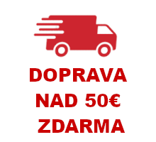 Doprava zdarma nad 50€