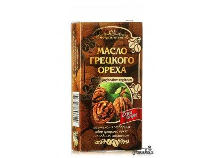 Vlašský orech olej Altajský extra 100ml