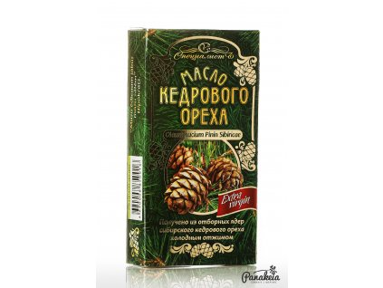 Cedrový olej Altajský 250ml