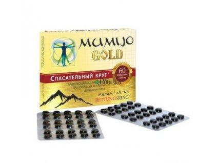 Mumio čisté Kirgizské 60 tbl.