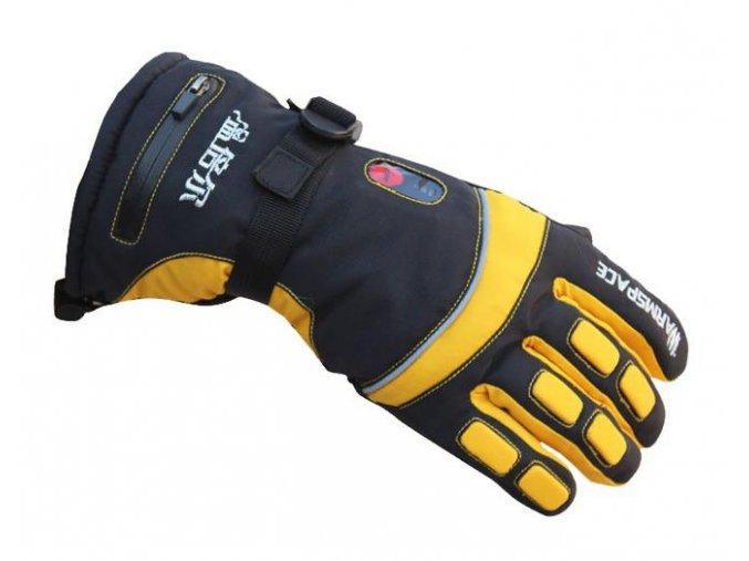 Elektricky vyhřívané rukavice W-Space 4000mAh vel. M