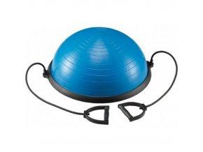 Balanční podložka Dome Ball s popruhy