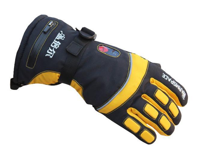 ilwy Elektricky vyhřívané rukavice W-Space 4000mAh vel. XL