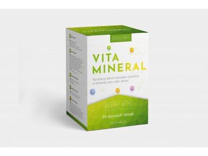 vitamineral mockup