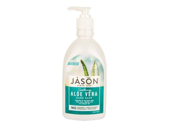 Jason Mýdlo tekuté aloe vera 473 ml