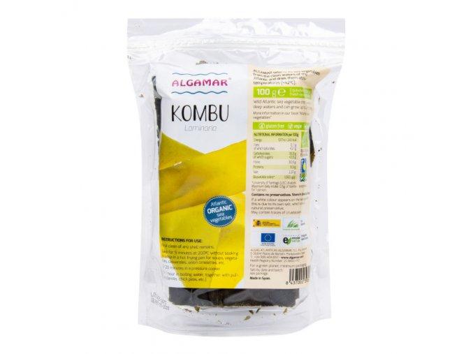 Algamar Mořské řasy Kombu BIO 100 g