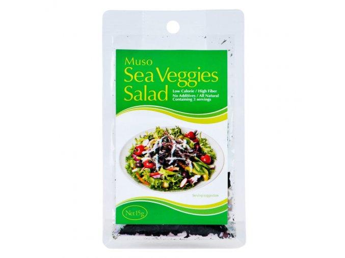 Muse Salát z mořských řas 15 g