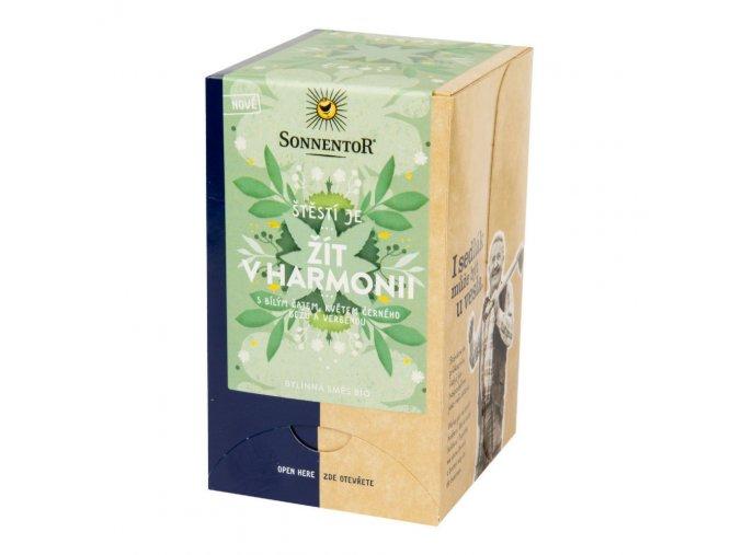 Sonnentor Čaj Žít v harmonii BIO 27 g