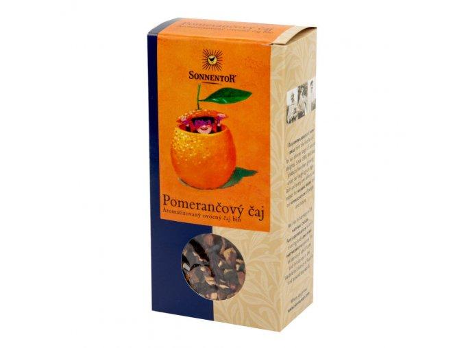 Sonnentor Čaj Pomerančový sypaný BIO 100 g