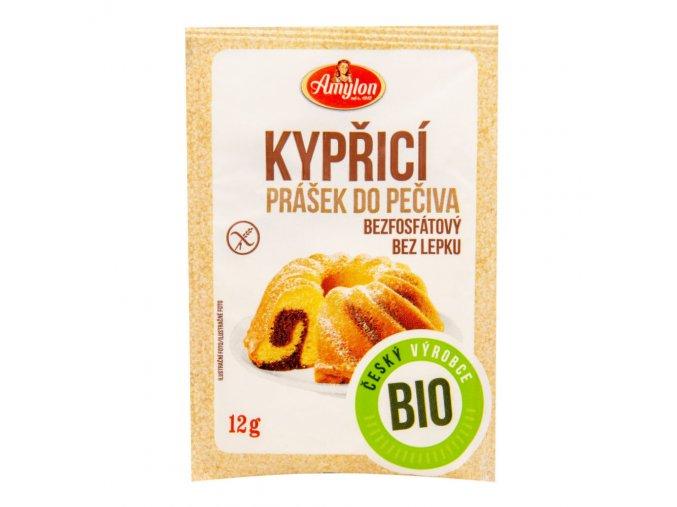 Amylon Prášek kypřicí do pečiva bezlepkový BIO 12 g