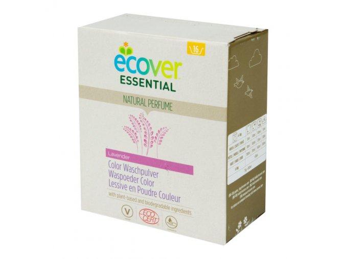 Ecover prací prášek na barevné prádlo 1,2 kg ECOCERT