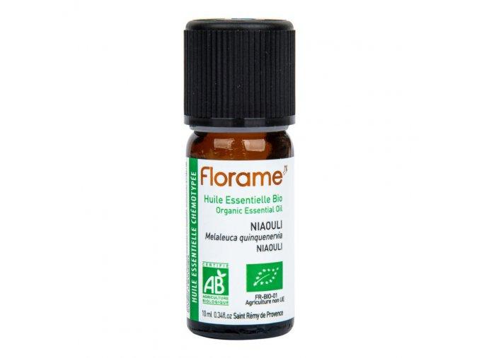Florame Éterický olej niaouli BIO 10 ml