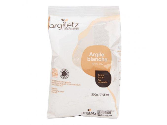 Argiletz Jíl bílý ultra ventilovaný maska & koupel 200 g