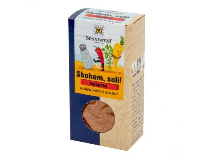 Sonnentor Sbohem, soli! pikantní BIO 50 g