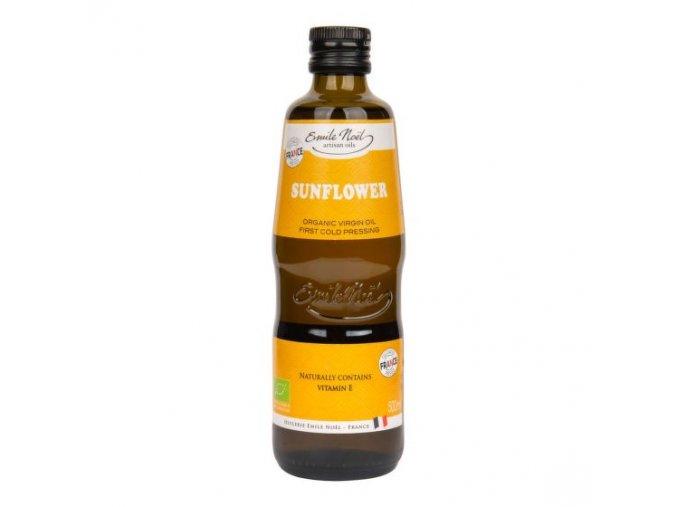Emilie NOËL Olej slunečnicový BIO 500 ml